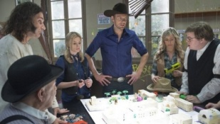 Community 02x24 : For a Few Paintballs More (2)- Seriesaddict